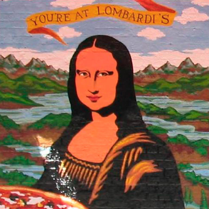 Lombardi's Coal Oven Pizza